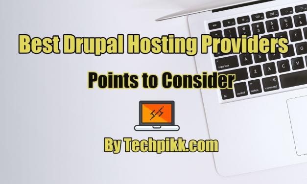 Best Drupal Hosting Providers and Plans