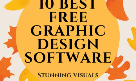 10 Best Free Graphic Design Software for Beginners 2020