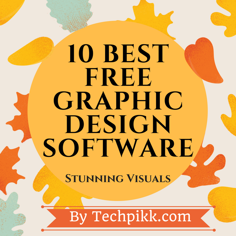 Best Free Graphic Design Software For Beginners 2020