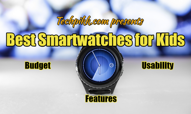 Best Smartwatches for Kids in 2021