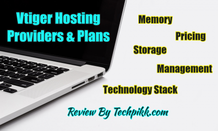 Best Vtiger Hosting Providers and Plans