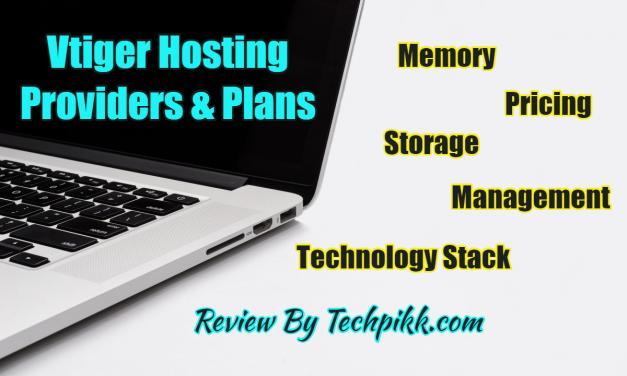 Best Vtiger Hosting Providers and Plans