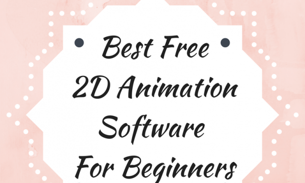 Best Free 2D Animation Software for Beginners!
