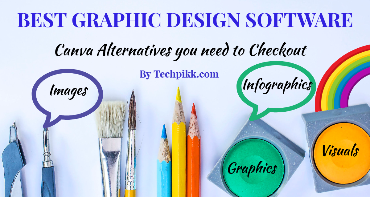 Canva Alternatives 5 Best Similar Graphic Design Software 2019