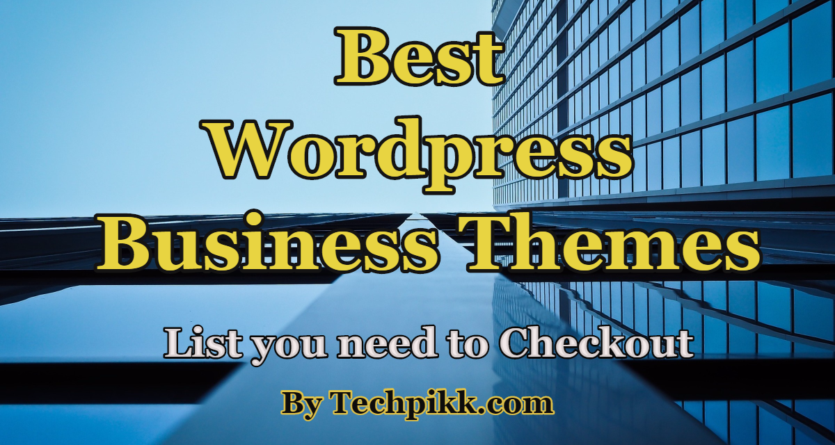5 Best WordPress Business Themes: Top List 2020