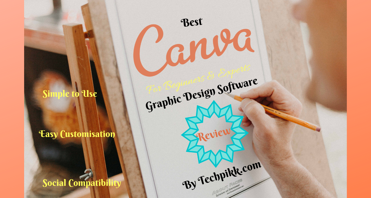 Canva Review Best Free Graphic Design Software For Beginners Techpikk