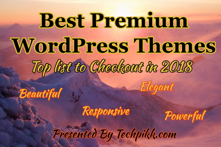 Best Premium WordPress Themes for Personal Blog: Top List 2020