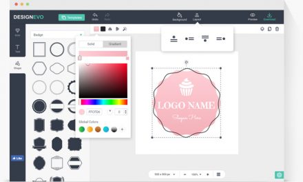 DesignEvo Review: A Never-Miss-Out Free Online Logo Maker