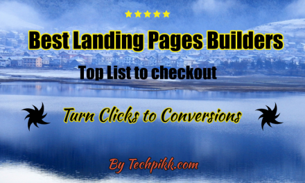 Landing Pages Creator or Builder: Best List 2020