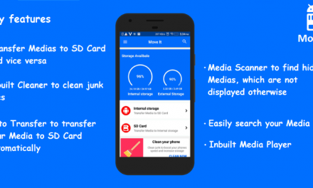 MoveIt App: How to move your Media to SD Card?