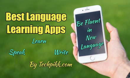 Best Language Learning Apps or Software: Free List 2020