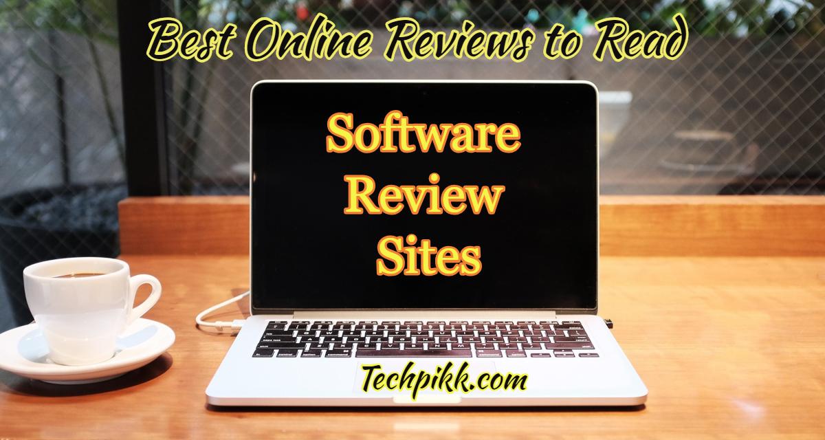 Best Software Review Sites List: Online Reviews 2020