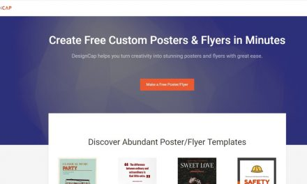 DesignCap Review: Free Online Poster Maker to Design Posters