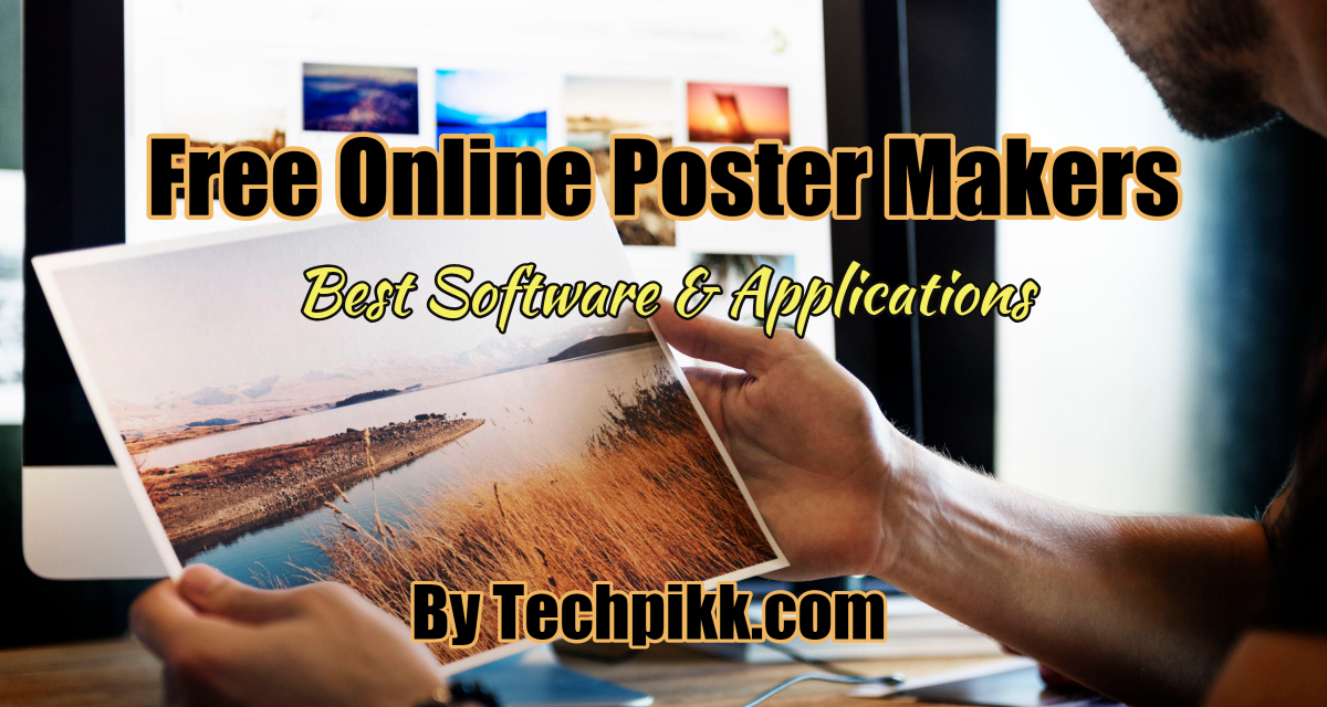5 Free Online Poster Makers: Best Software & Applications
