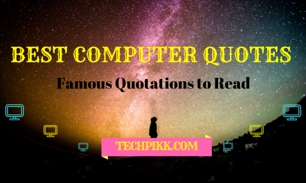 11 Best Computer Quotes: Famous Quotations to Read
