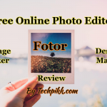 Fotor Review: Free Online Photo Editor, Collage Maker & Design Tool