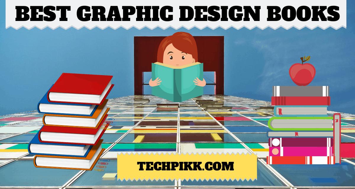 Best Graphic Design Books: For Beginners & Designers 2020