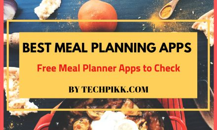 Best Meal Planning App: Free Meal Planner Apps for You