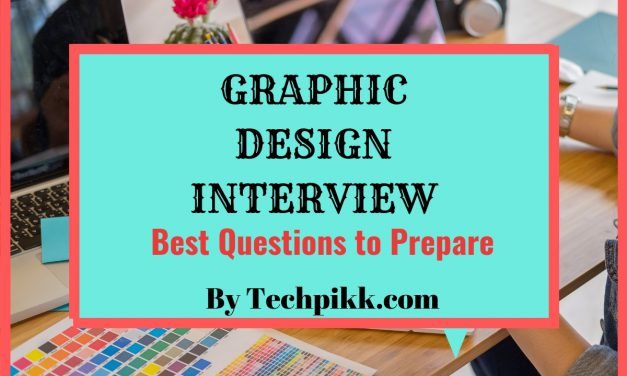 Graphic Designer Interview Questions: Designing Jobs 2020