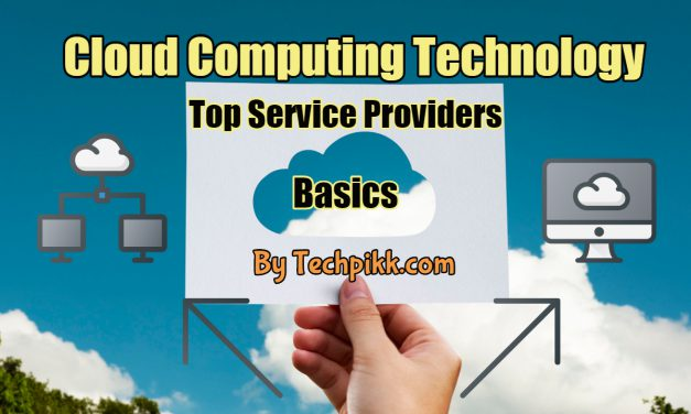 Top 10 Cloud Computing Technology Service Providers