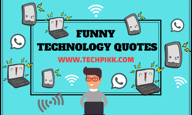 Funny Technology Quotes to Read in 2021