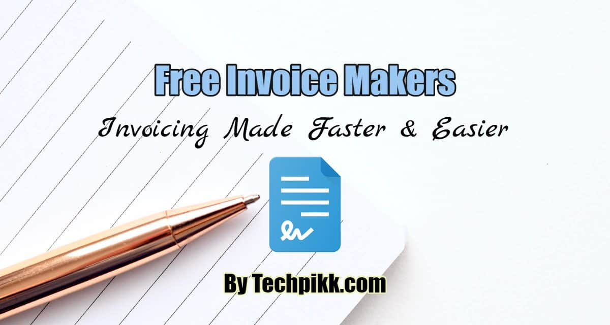 Free Invoice Maker: Create Online Invoices in Seconds