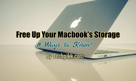 8 Ways to Free up Macbook's Drive Storage: Clear Disk Space